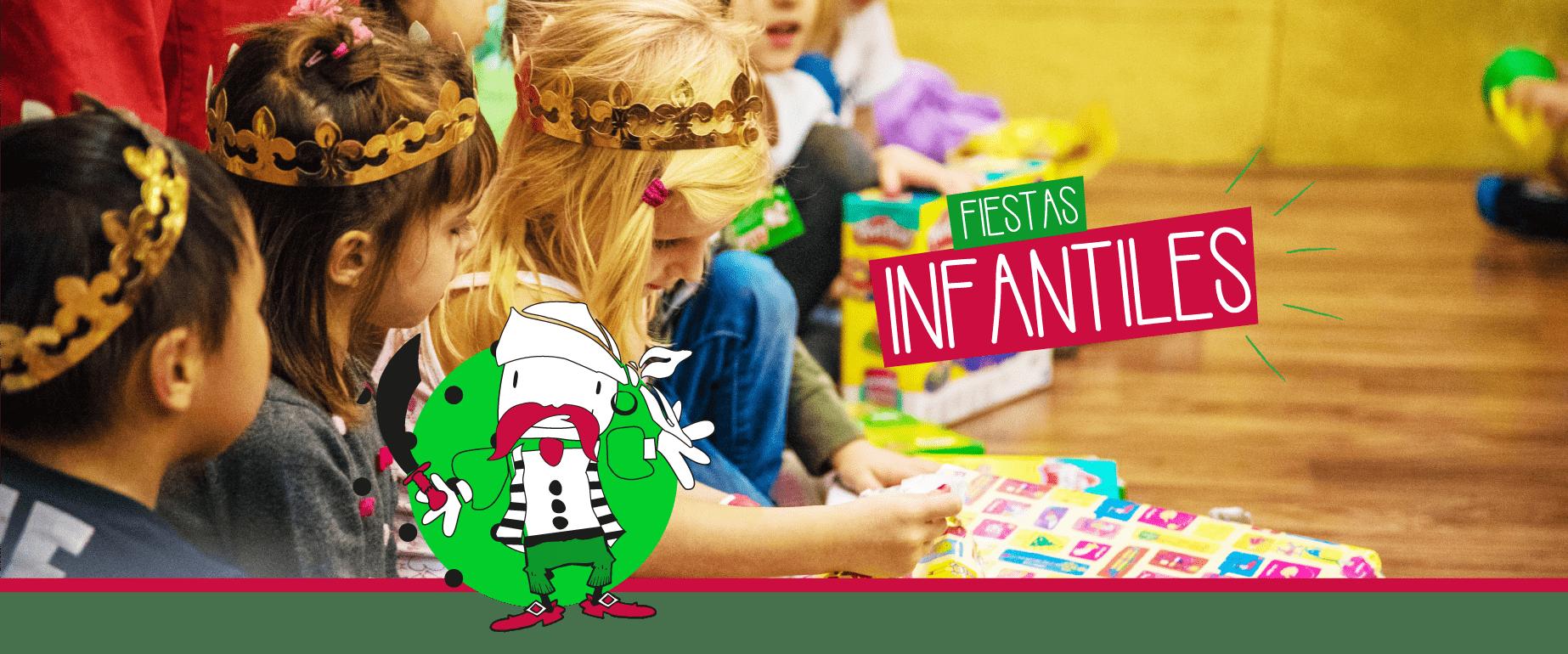 Fiestas infantiles y fiestas de cumplea os infantiles en for Fiestas tematicas bcn