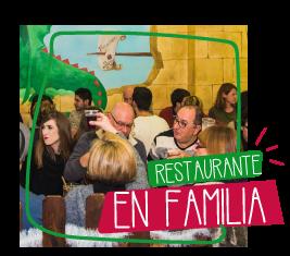 restaurante con zona y parque infantil barcelona