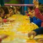 Merienda - Fiestas infantiles