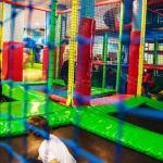 jugando en el chiquipark