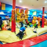 inflable en nuestro chiquipark