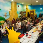 Restaurante en familia en Barcelona