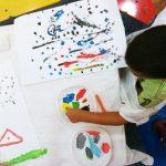 Actividades de pintura Casals
