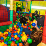 Restaurante con zona infantil en Barcelona