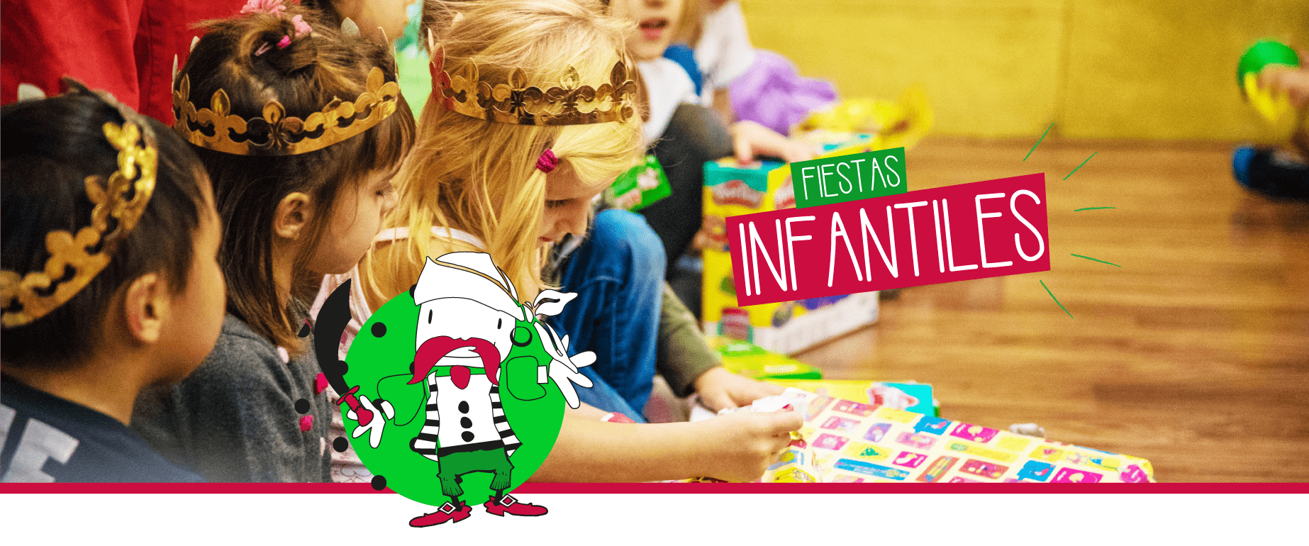 fiestas infantiles Planeta Magic Barcelona