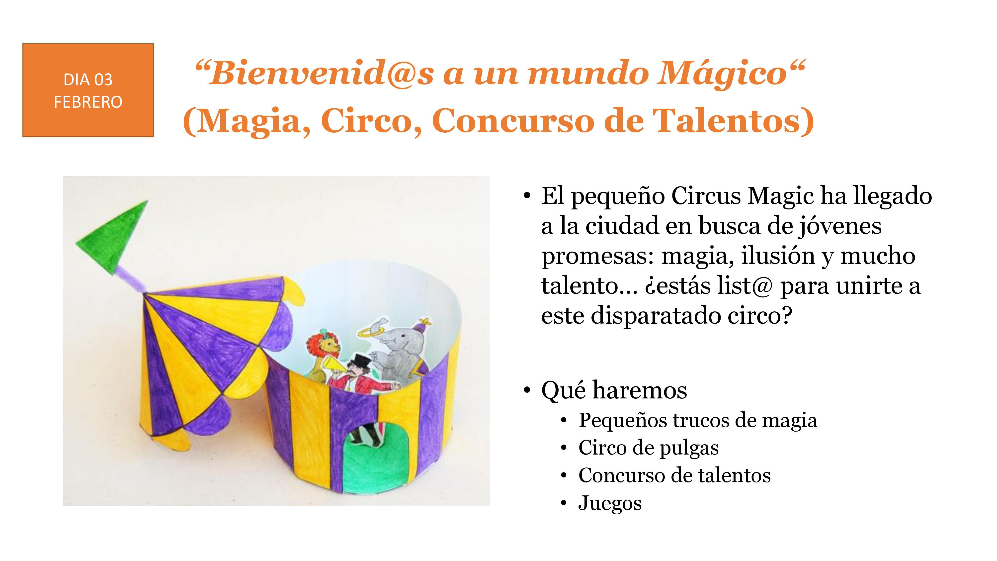 Talleres Creativos Aprende Inglés Jugando En Planeta Magic
