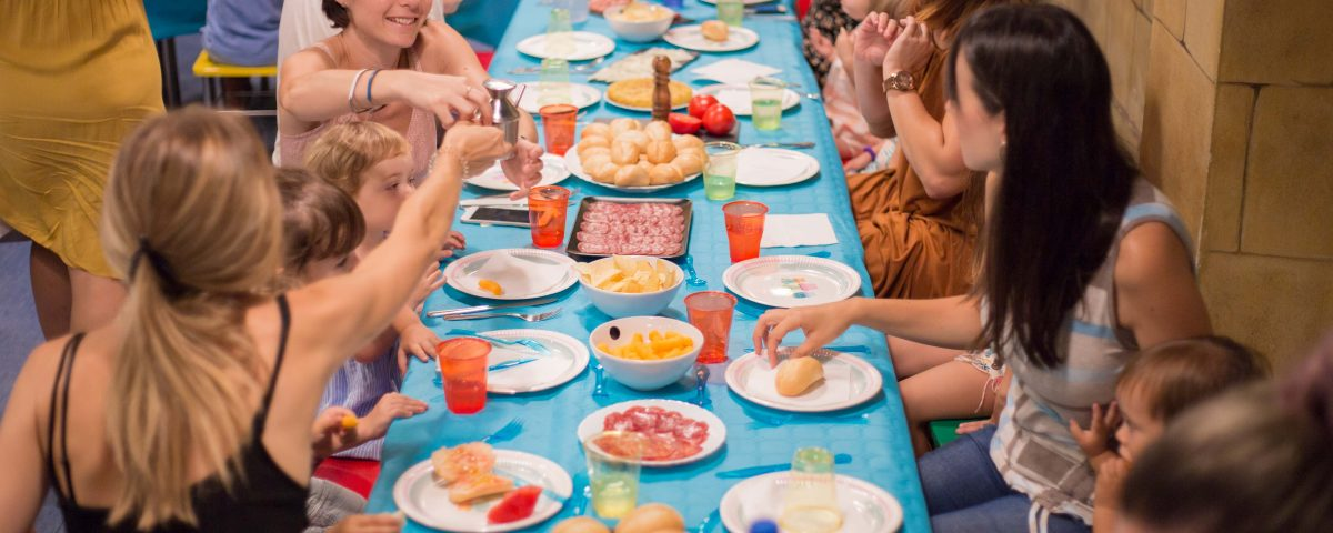 comidas familiares barcelona