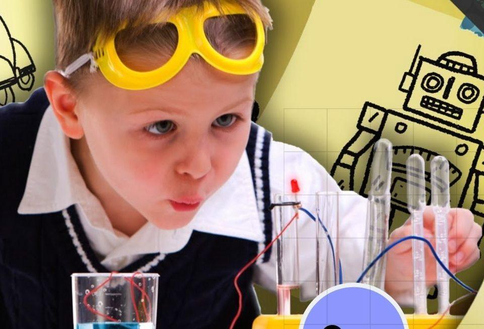 Inventos realizados en el casal de verano por niños pequeños