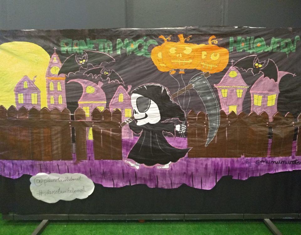 Fiesta Halloween Planeta Magic